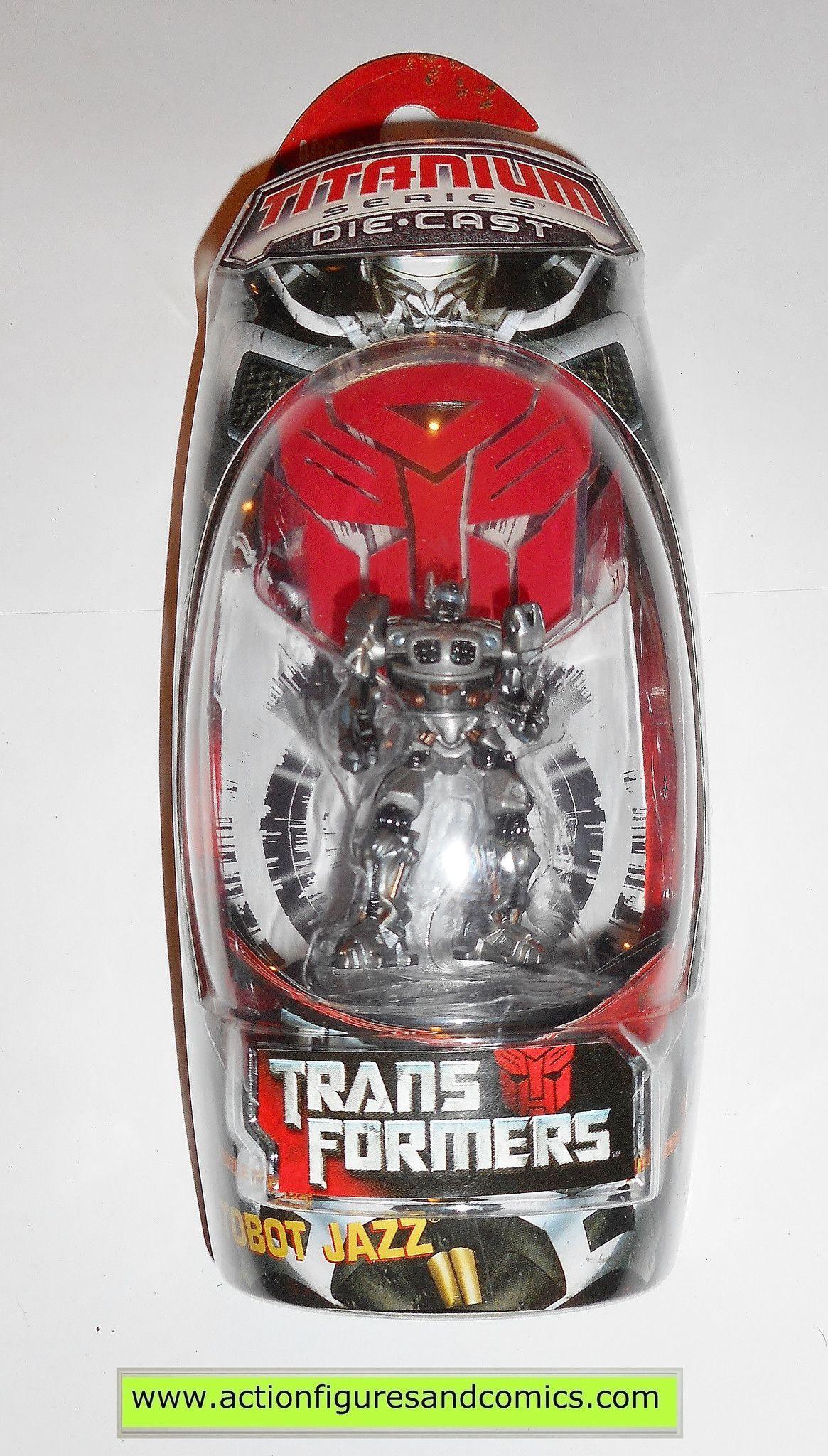 Transformers Titanium JAZZ mov...
