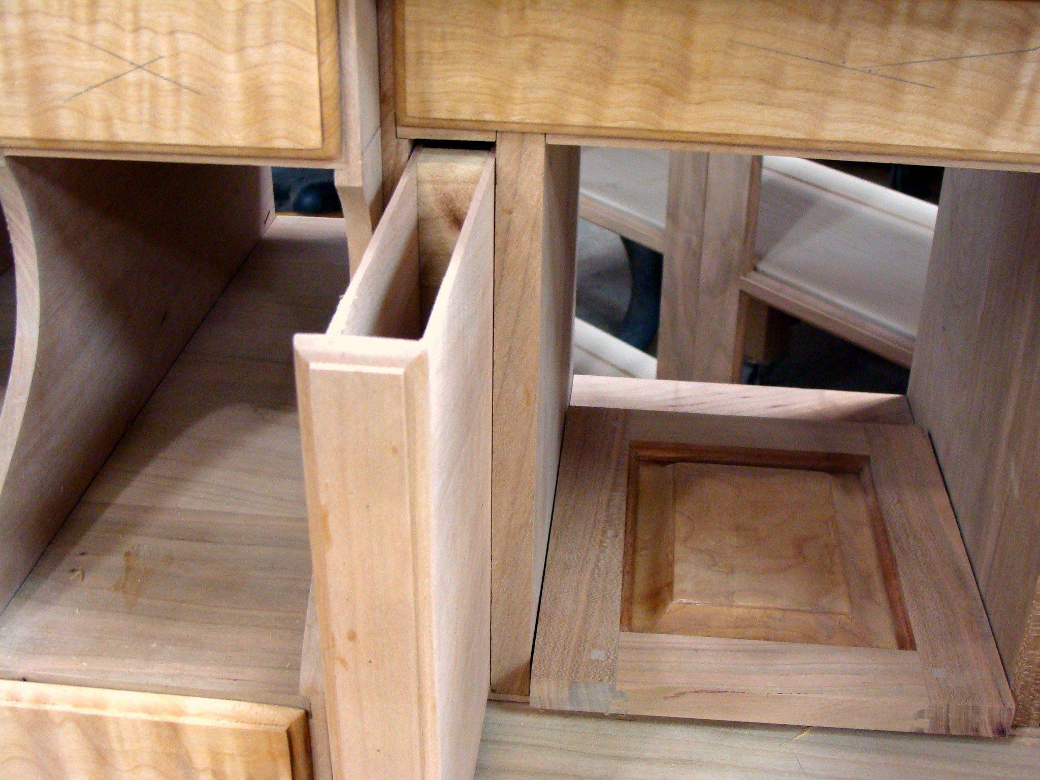 Hidden Compartments Slant Front Desk Hidden Compartments Secret Compartment Furniture Secret Hiding Containers