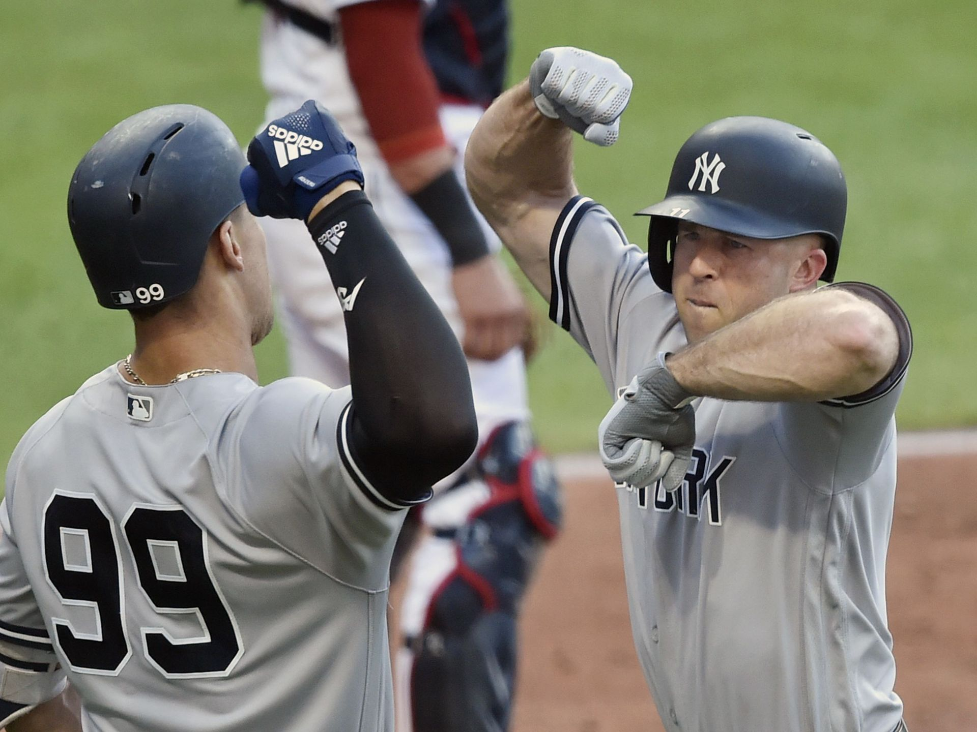 Pin On Mlb 2018 Blast Off Players With Multiple Homers In 2018 Regular Season Games