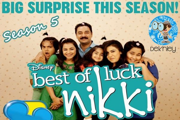 Best of Luck Nikki Season 5 | Indian TV Shows | Star cast, Good luck
