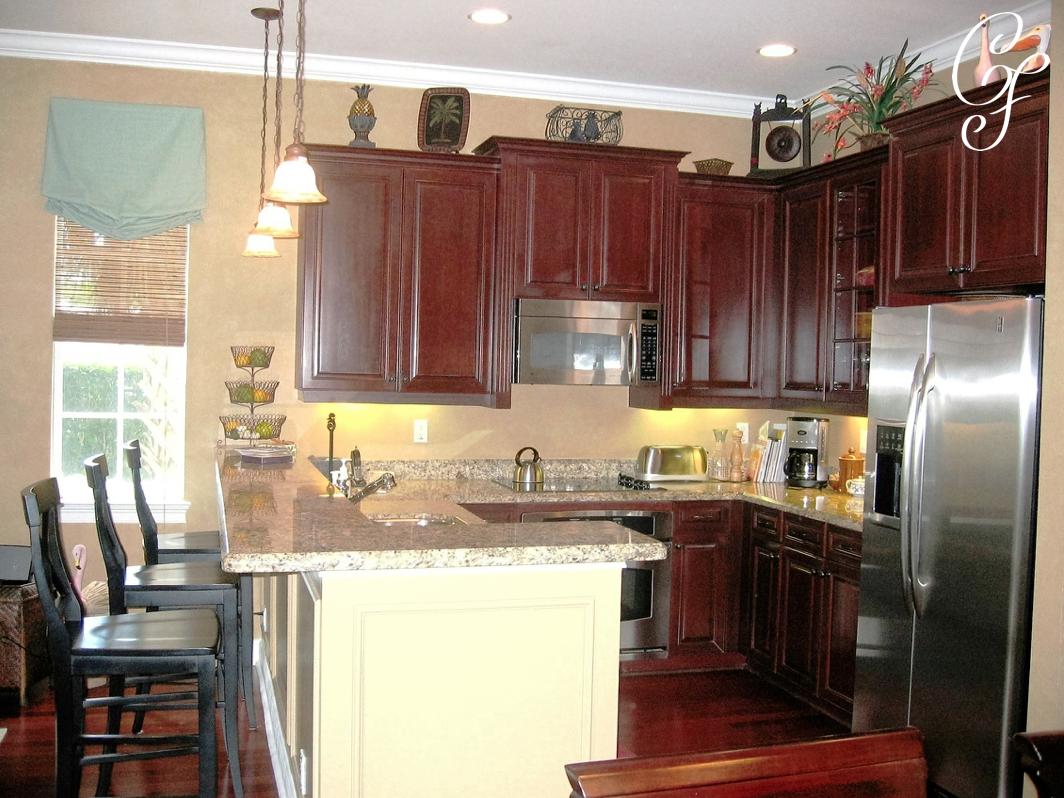 decor by carol fisher interior design orlando kitchens