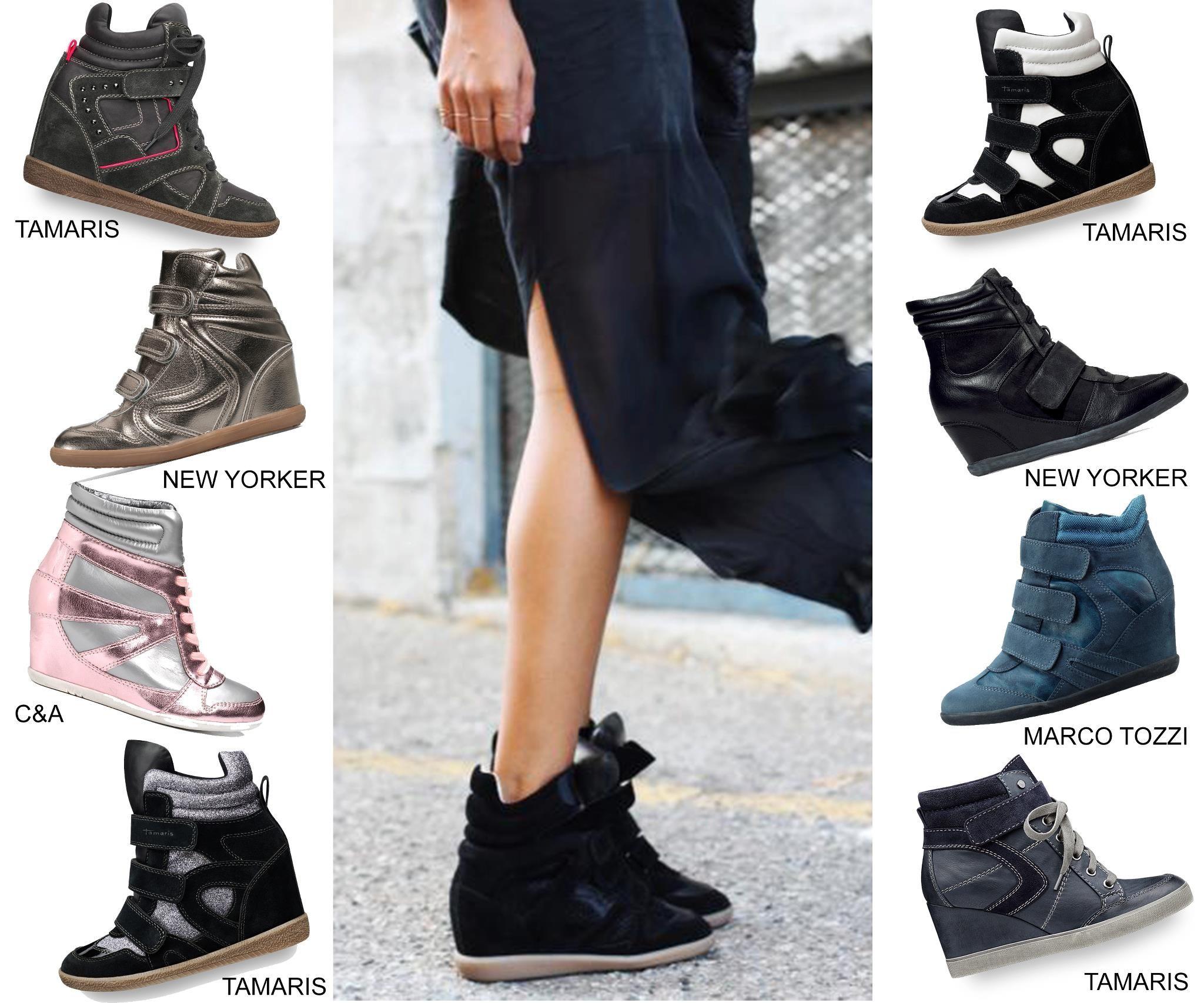 sports shoes 7d2cb 9efed Shoes Isabel Marant, Tamaris, Marco Tozzi, C | OUR BRANDS ...