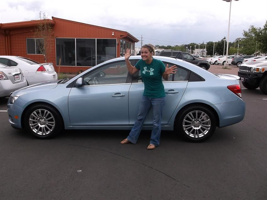 Mike Shaw Buick Gmc >> Danielle S New 2011 Chevrolet Cruze Congratulations And