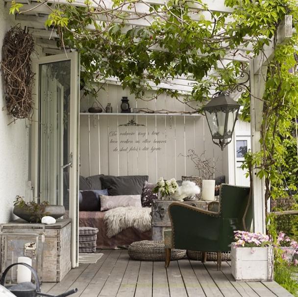 Idyll i Drammen - Vakre Hjem & Interiør  온신ㄹ  Pinterest  아름다운 정원 ...