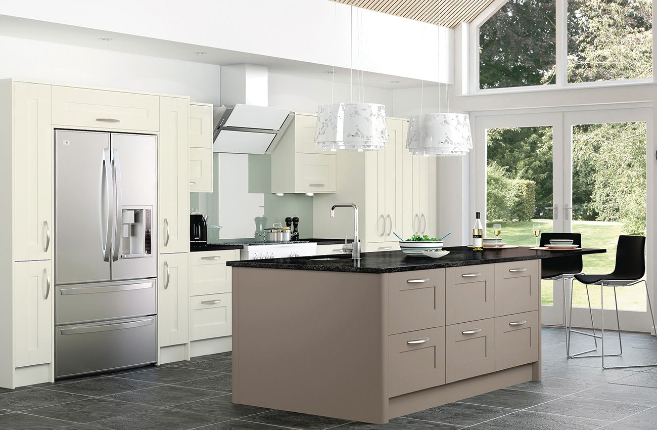 Kitchens Shaker Palette Kitchen colours