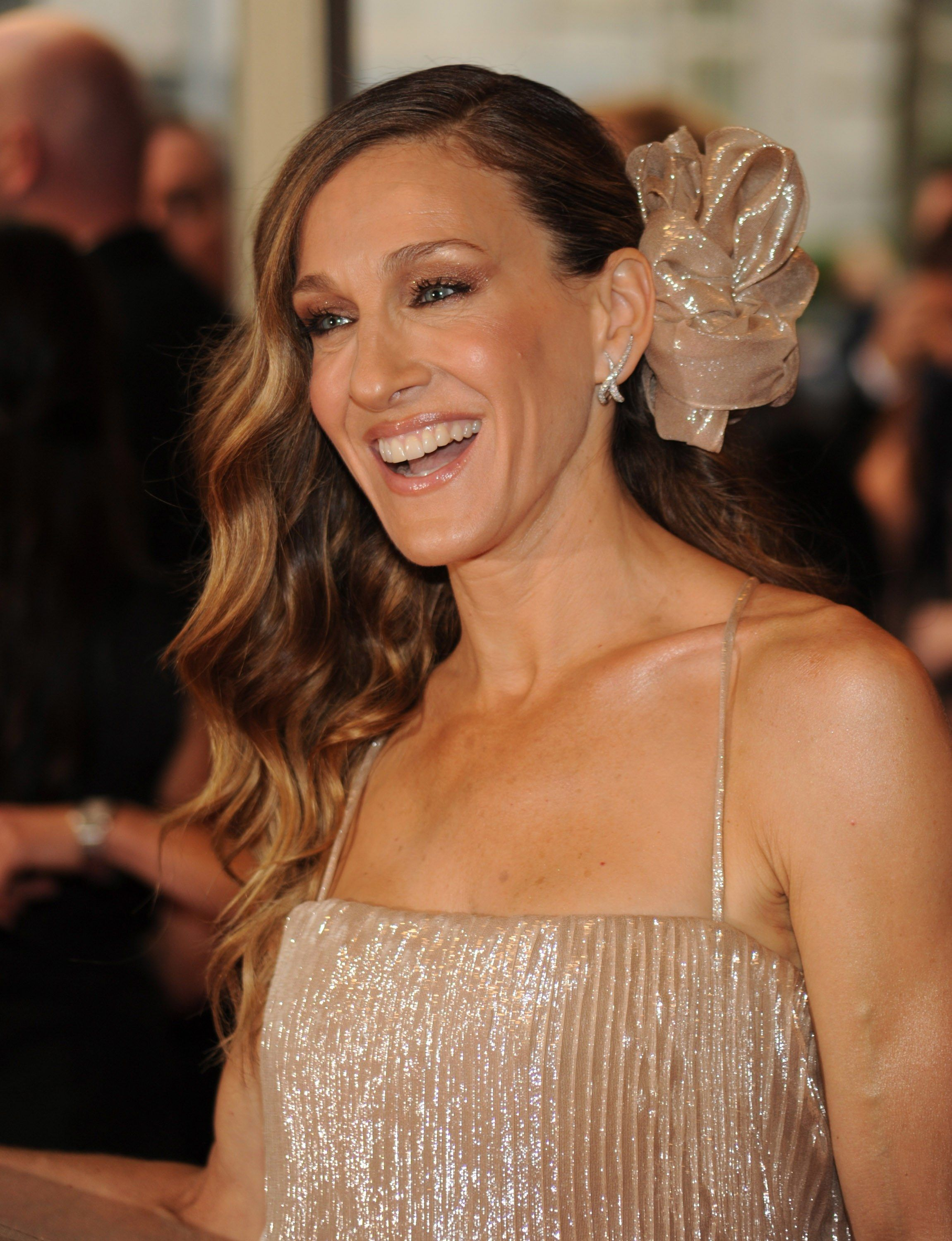 Sarah Jessica Parker at the Met Gala: See the Star's Ultra-Committed Red Carpet Looks Photos   W Magazine