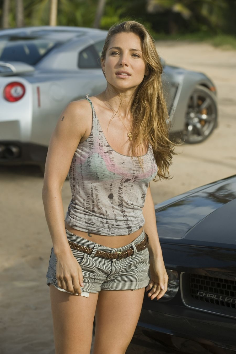 Fast And Furious 6 Hot Hd Wallpaper Of Elsa Pataky