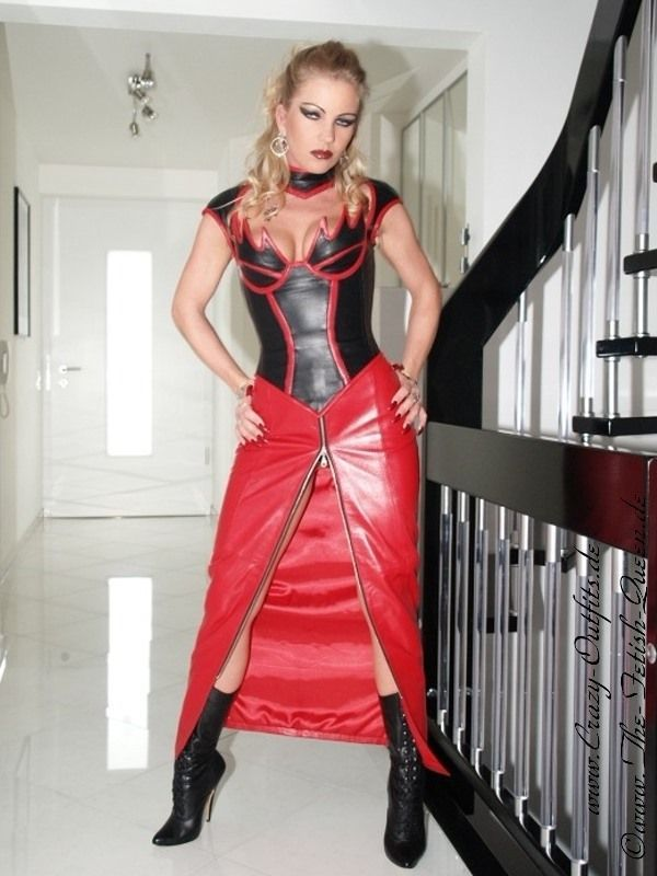 leather fetish outfits