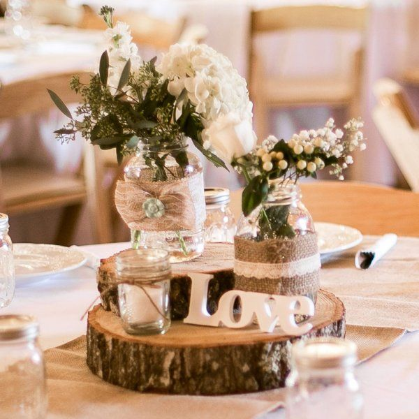 Vintage Wedding Ideas Mason Jars: Creative Ways To Decorate With Mason Jars