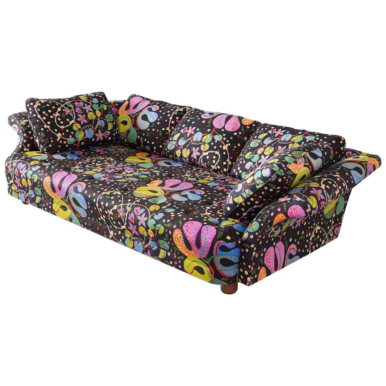 Elegant Josef Frank U0027Liljevalchsu0027 Sofa In Colorful Fabric By J. Frank Nice Ideas