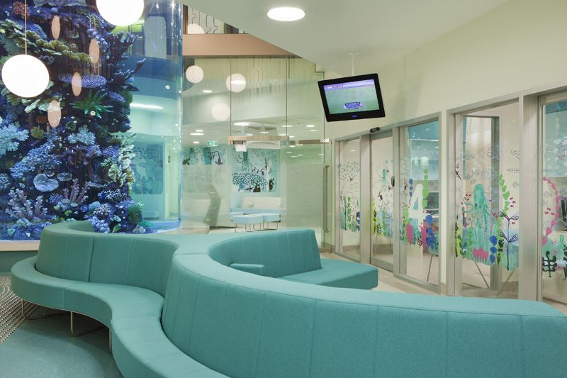 Royal Childrens Hospital In Melbourne Crowned Australias Most Sustainable Building For 2012