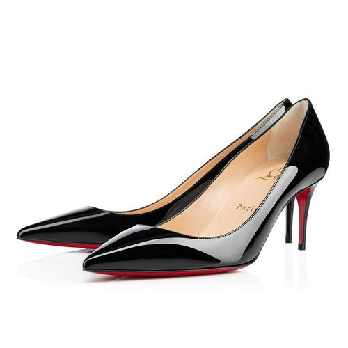 21586c9038c1 Decollete 554 - Red Bottom Christian Louboutin Shoes