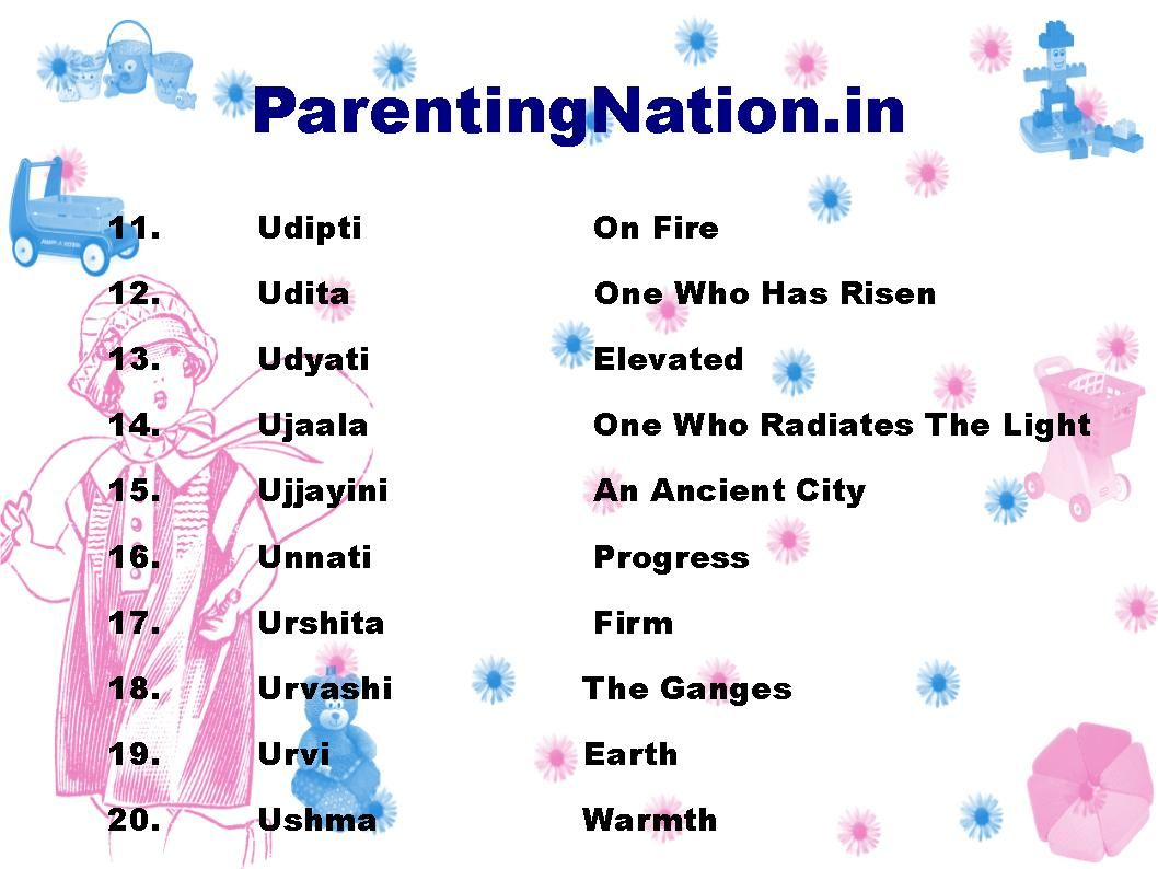 You Can Find The Vrushabh Rashi Baby Girl Names With Meanings From The Ultimate Collection Of Baby Names Lik Baby Names Girl Names With Meaning Baby Girl Names