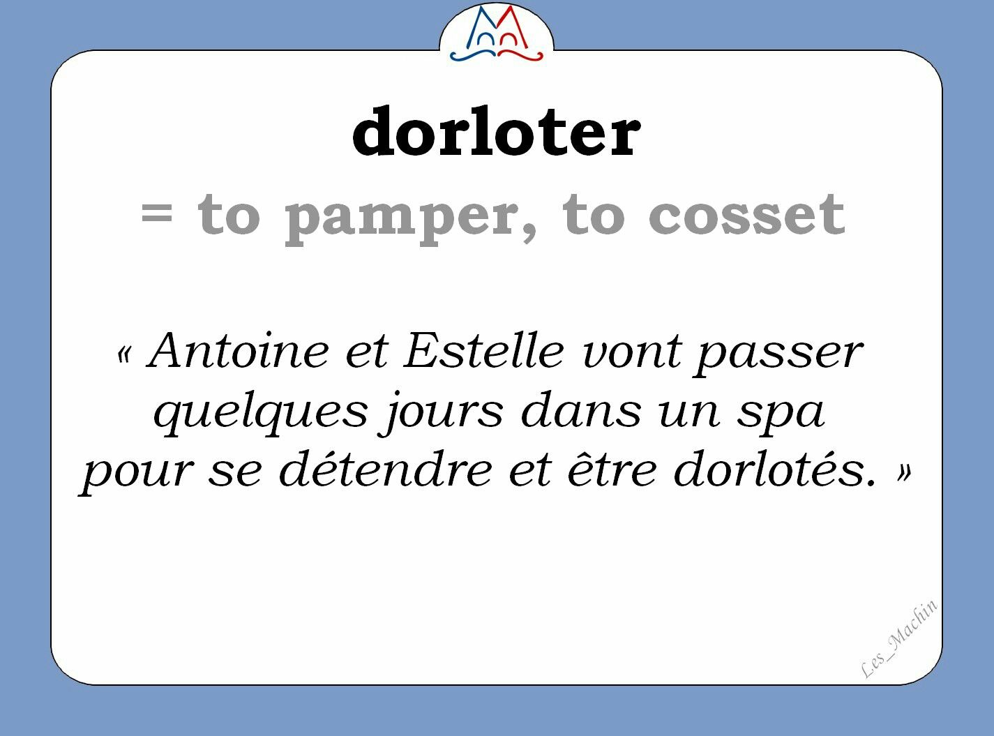 Dorloter With Images