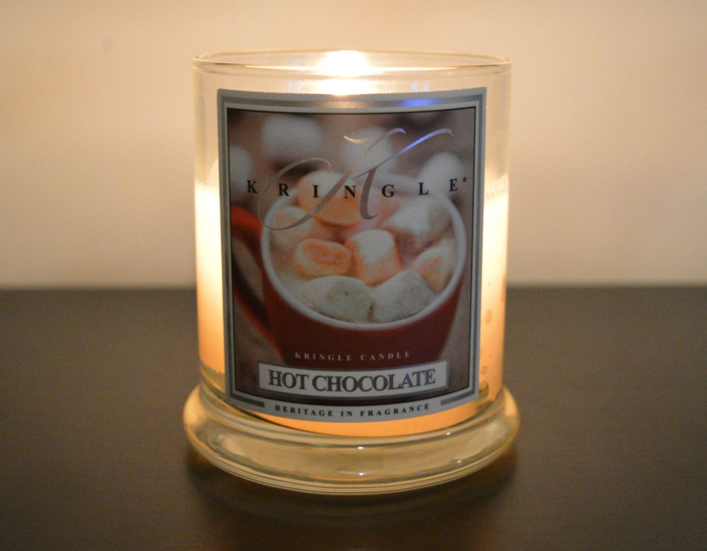 Hot Chocolate Kringle Candle Review