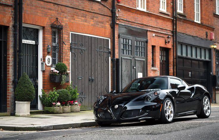 Alfa Romeo automobile - cool image