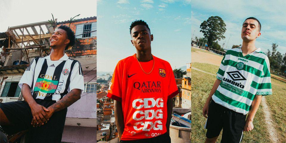 Les Vêtements de Football Hits the Streets of São Paulo in Latest Lookbook   Featuring Balenciagoal 687acff97