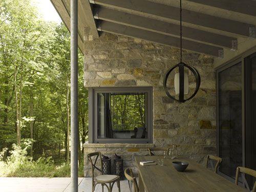 Wonderful Bromont House By Paul Bernier Architecte Pictures Gallery