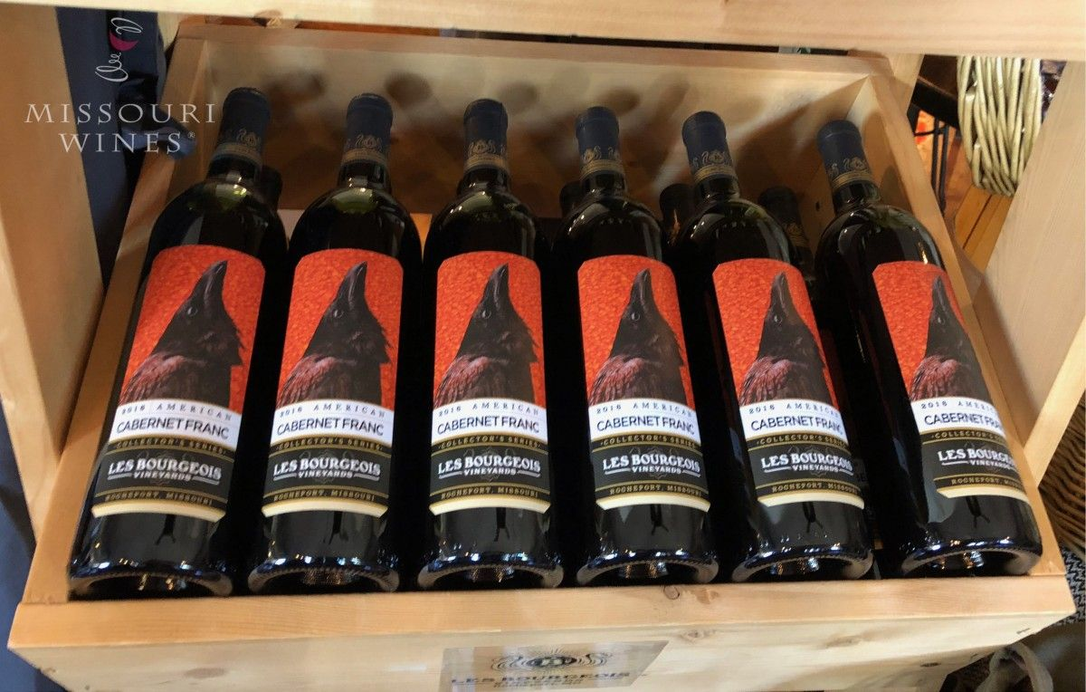 Behind The Label Les Bourgeois Vineyards Collector S Series Wine Education Wine Label Labels