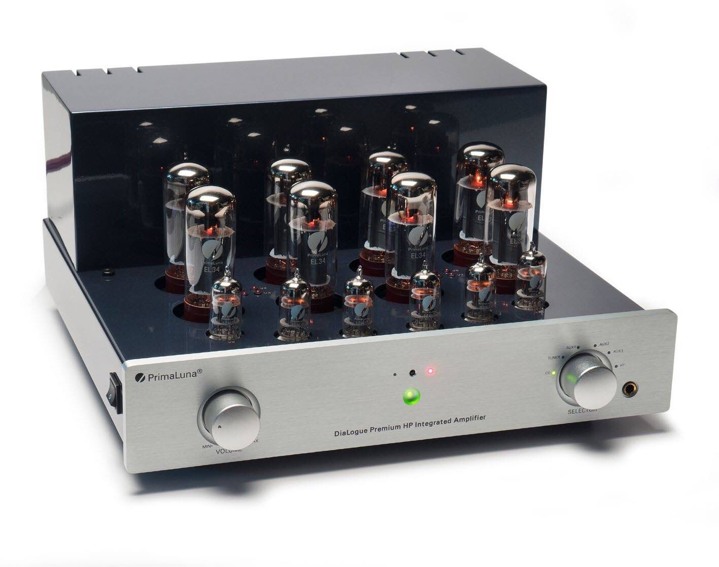 Primaluna Dialogue Premium Hp Integrated Amplifier One Of The
