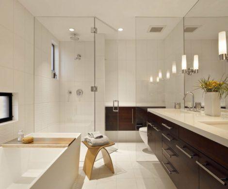 einrichtungsideen-begehbare-dusche-badgestaltung Badezimmer Ideen - badezimmer design badgestaltung