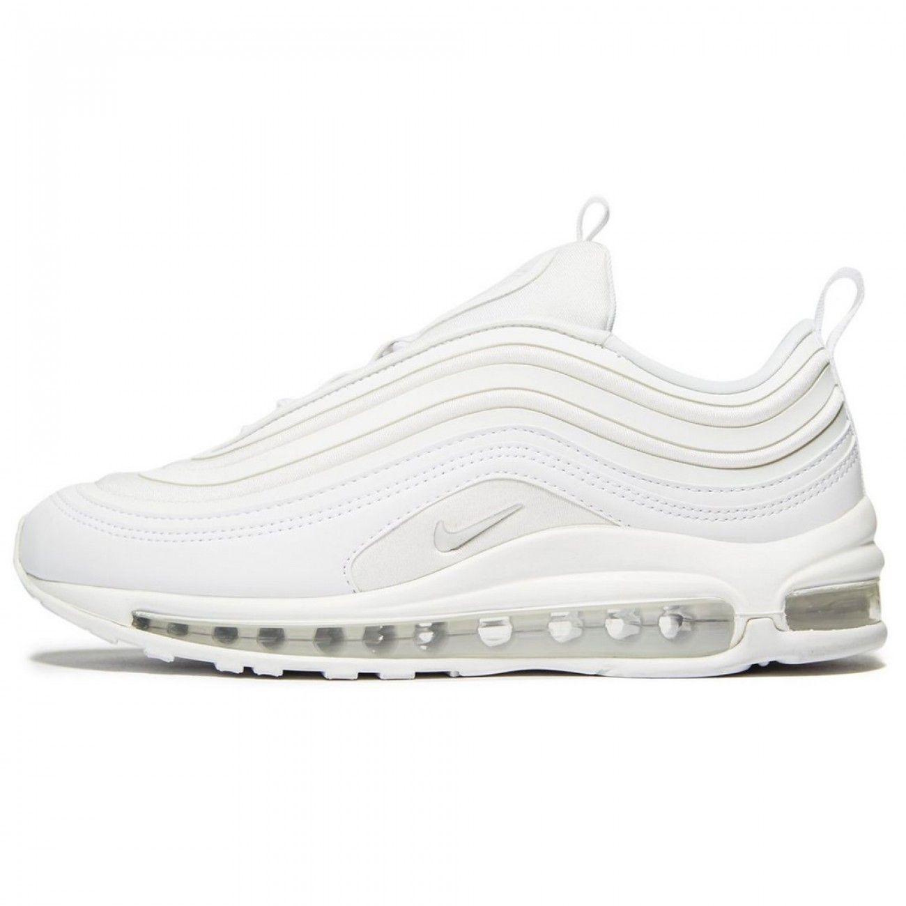 White 97s   Nike air max, Nike, Nike air