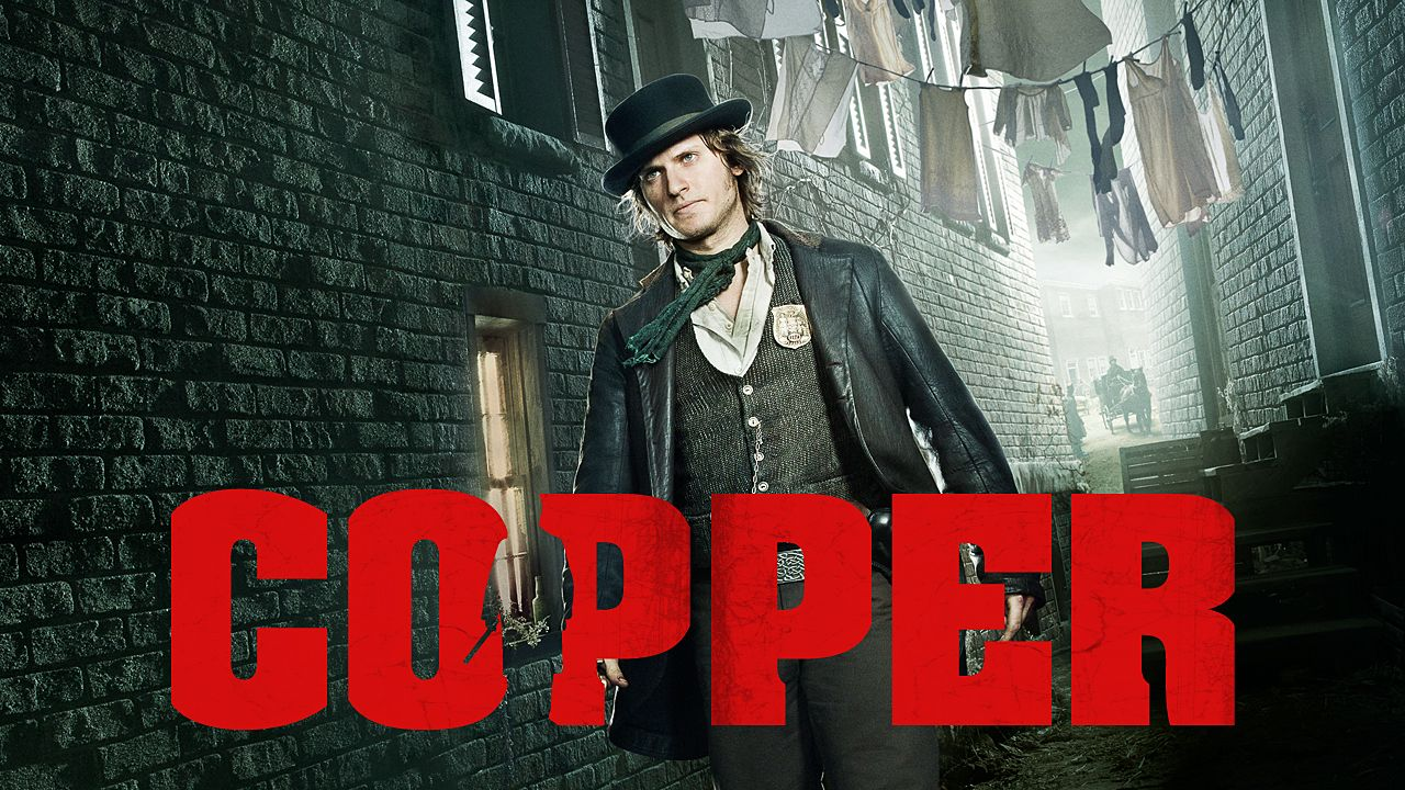 Copper 2x01 al 2x04 Espa&ntildeol Disponible