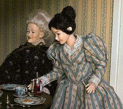 Over breakfast 8 (tangrena1) Tags: doll dollhouse bostonmarriage heidiott tangrenalexander