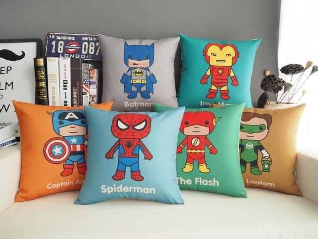 Diy Spiderman Pillowcase: cover bantal sofa lucu   Google Search   pillow cover   Pinterest    ,