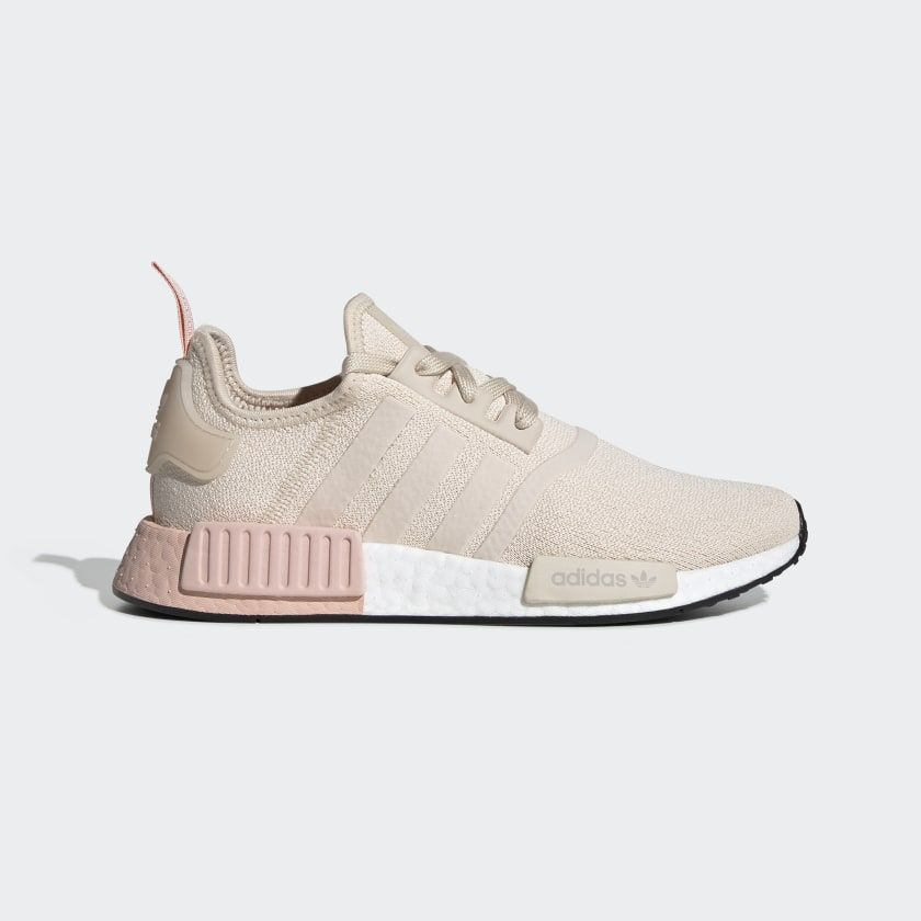 Shop adidas Originals pink NMD_R1 EE5179 for Women in