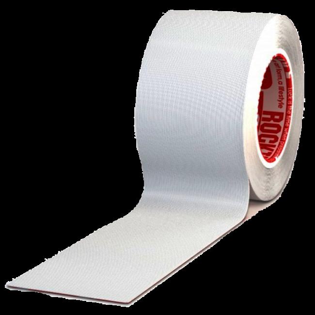 Rocktape 2 Single Rolls Silver Kinesiology Taping Pattern Rolls