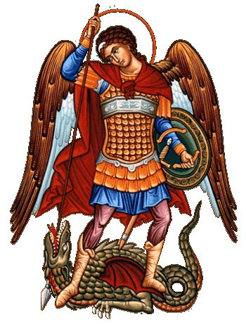 Image result for st michael clip art