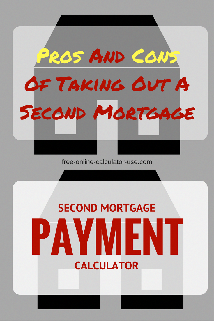 this free online second mortgage payment calculator will calculate