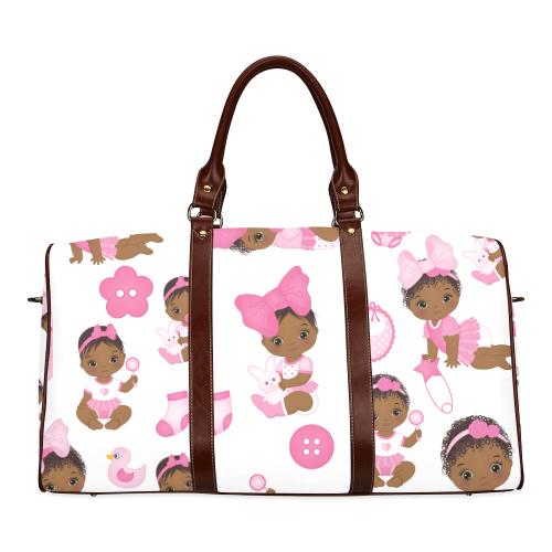 American Tween Girls Fashion: African American Baby Girl Travel Weekender Diaper