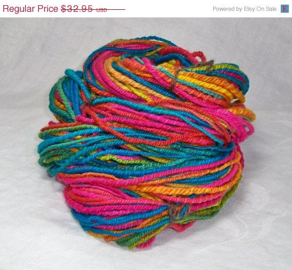 CIJ 20 OFF SALE Falkland Candy Crush hand dyed by NicsPics4U, $26.36