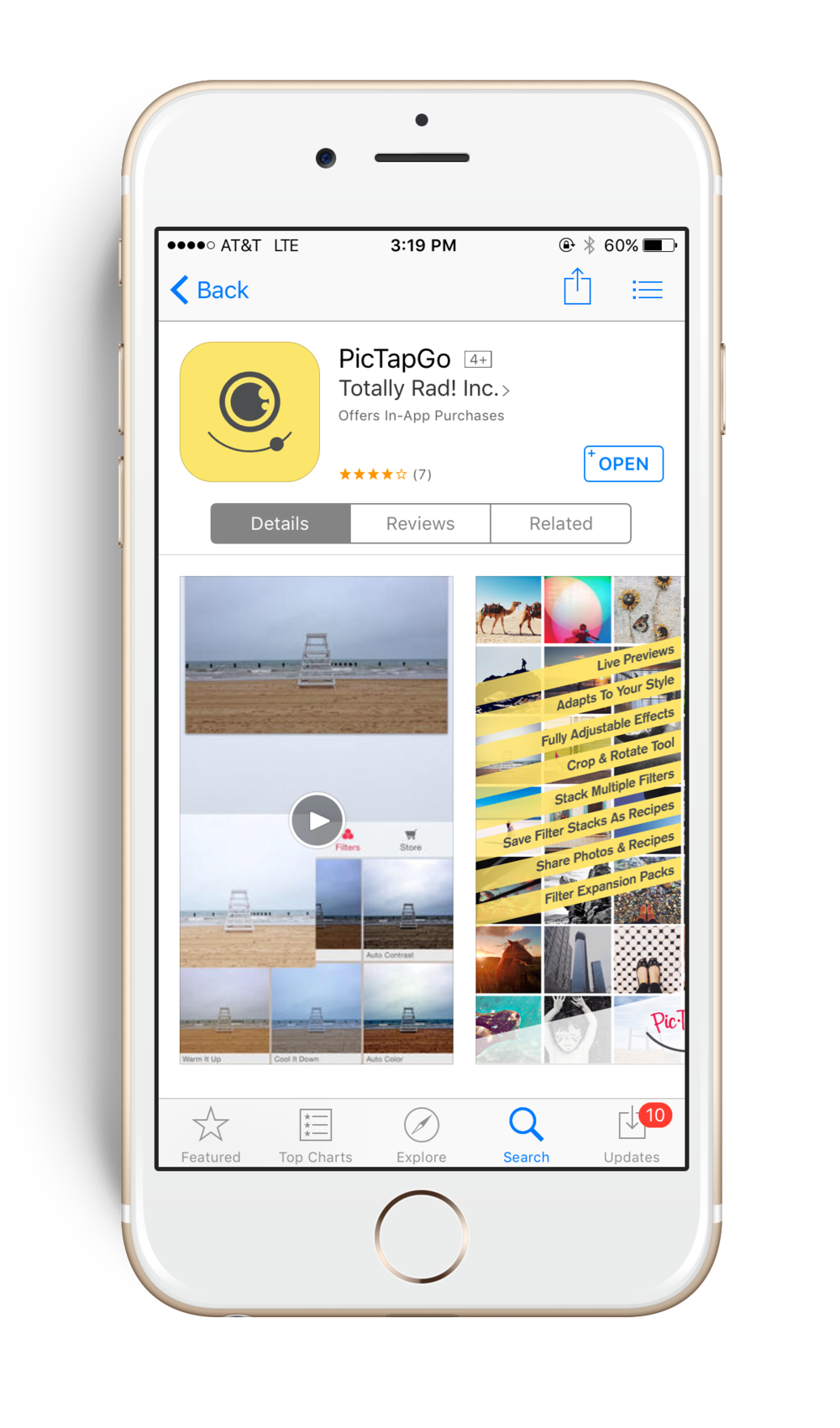 The Easiest Photo Editing App for on the Go How to Snap