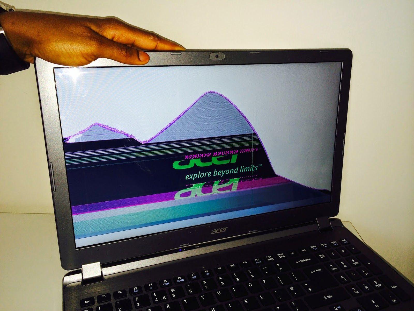 OMG 33 Laptop Damage Photos for Web Designers | Laptop