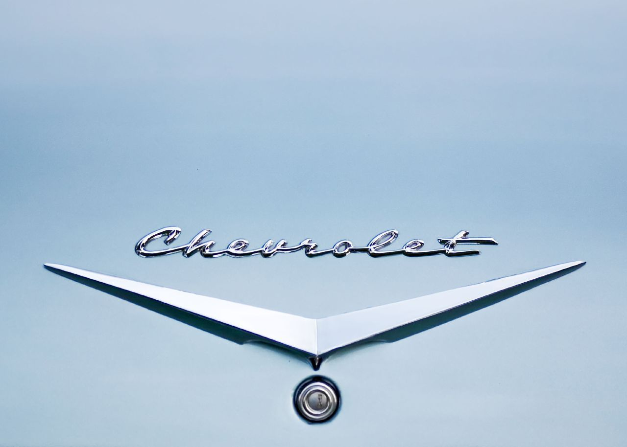 Inspiring chrome car logos abduzeedo graphic design old chevy logo hair style biocorpaavc Images