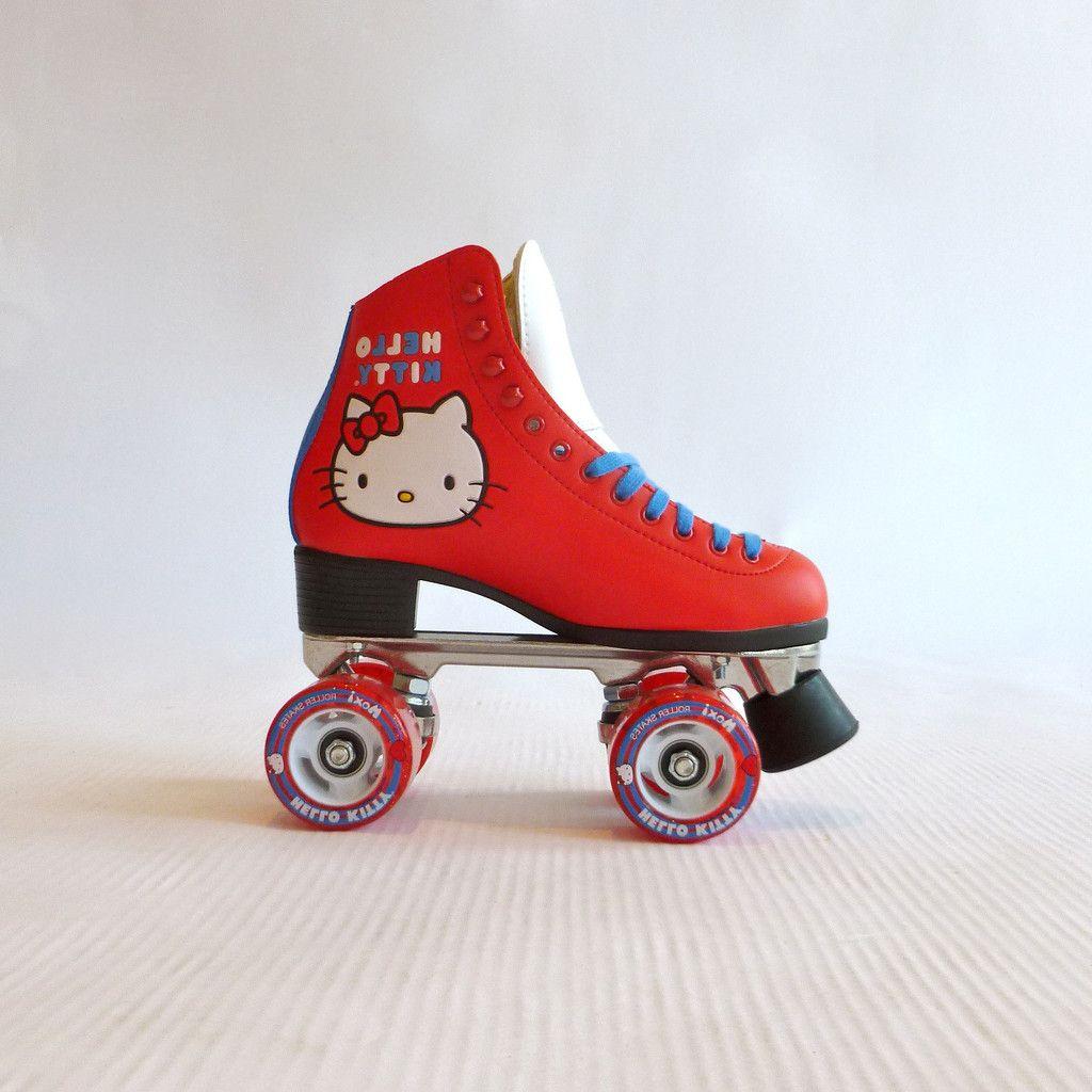 Roller Skates Hello Kitty If I Ever Start Roller Skating
