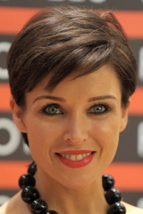 Fantastic 1000 Images About Short Hairstyles On Pinterest Denise Welch Short Hairstyles Gunalazisus