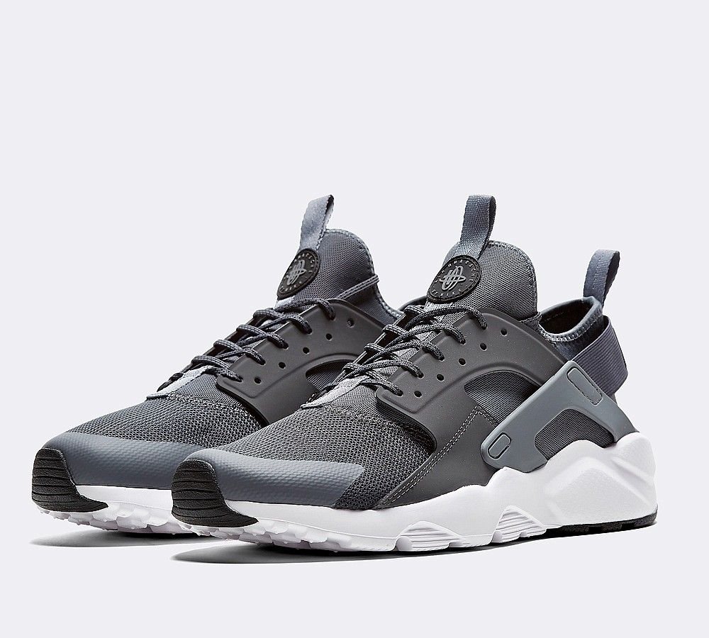best service adc1b a0109 Nike Air Huarache Run Ultra (Grey White)