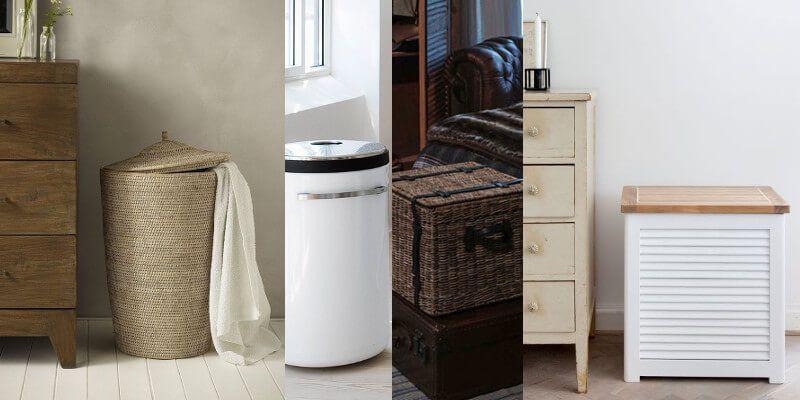 Tvättkorgar med lock  8 snygga och härligt rymliga alternativ ... 5b84d91964e43