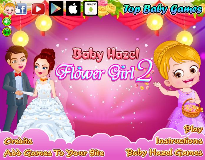 Be With Baby Hazel And Ist Her In Fulfilling All The Responsibilities As A Flower