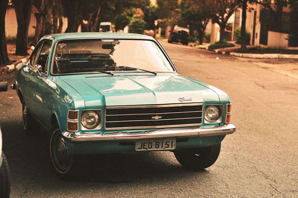 Chevrolet Opala 1977 Maintenance Of Old Vehicles The Material For