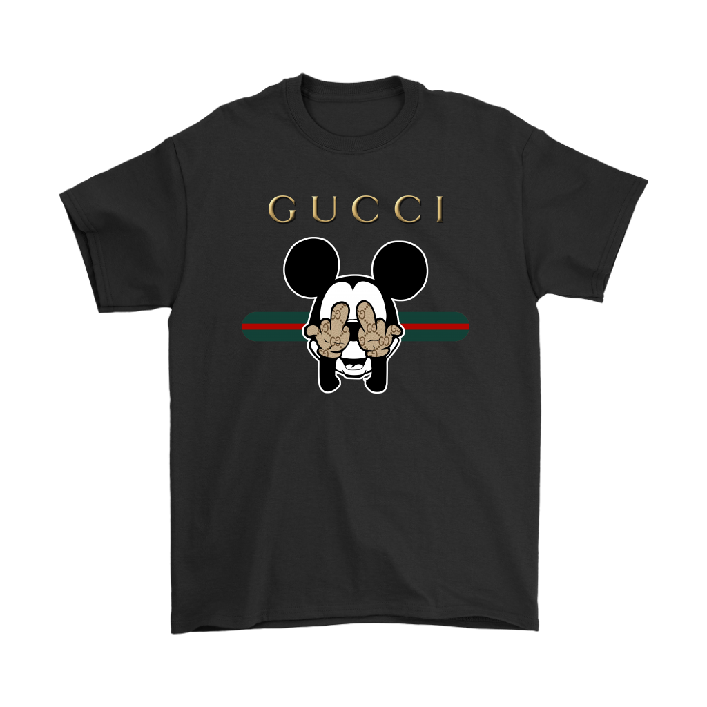 5bb83c38 Are you a massive fan of Minnie Mouse. Gucci is a famous brand. The perfect  combination of Gucci Logo and Minnie Mouse. This Minnie Mou…