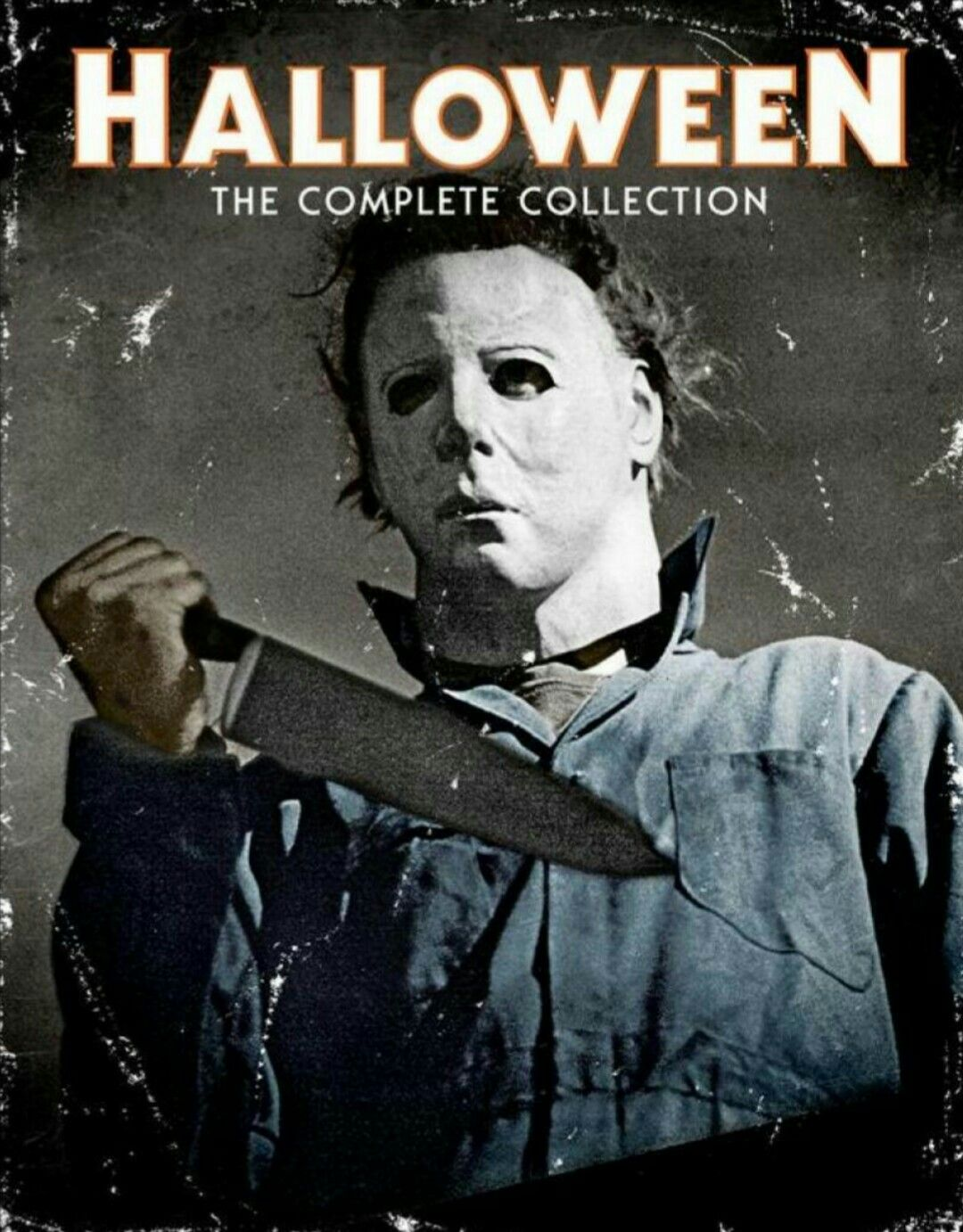 Halloween The Complete Collection Horror, Saga