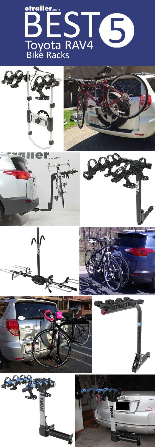 best 5 toyota rav4 bike racks swinging