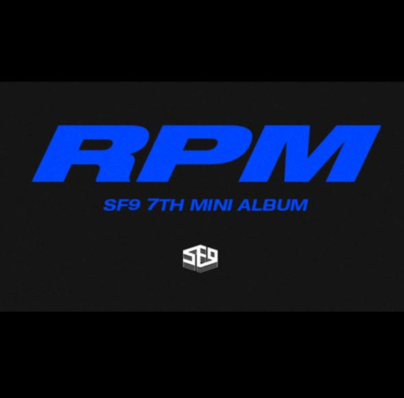 Sf9 - 7th mini album [rpm] in 2019 | KPOP Official Goods / Albums