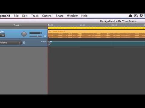Quick And Easy Way To Make A Ringtone For Your Iphone Using Your Garage Band On Your Mac Garage Band Iphone Cool Technology