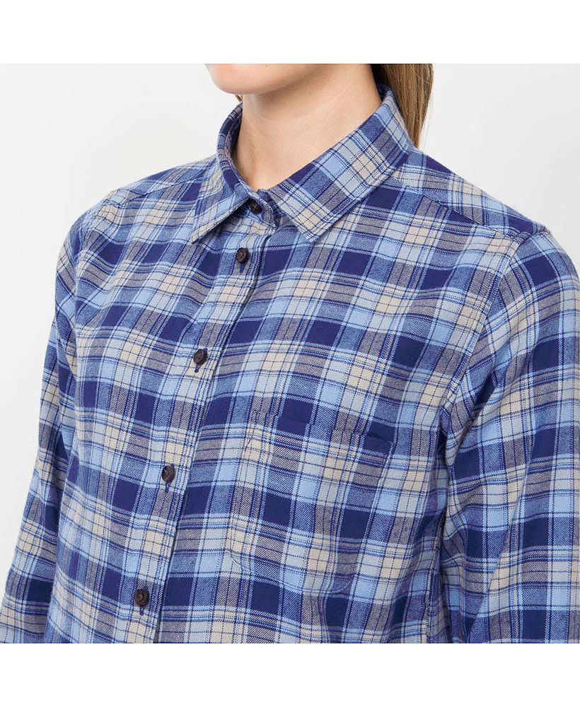 Flannel jacket with elbow patches  FLANNEL CHECK LONG SLEEVE SHIRT  Shirts and Other Buttondowns